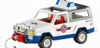 Playmobil - 7949 - Rescue Pick-Up