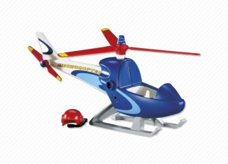 Playmobil - 7950 - Light Helicopter