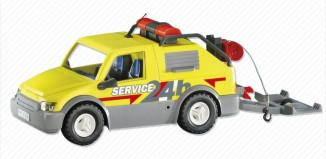 Playmobil - 7961 - Emergency Service Truck