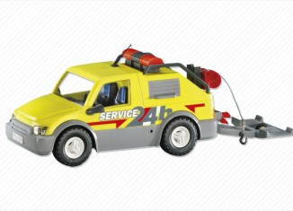 Playmobil - 7961 - Emergency Service Truck