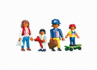 Playmobil - 7981 - Mediterranean/Hispanic Family