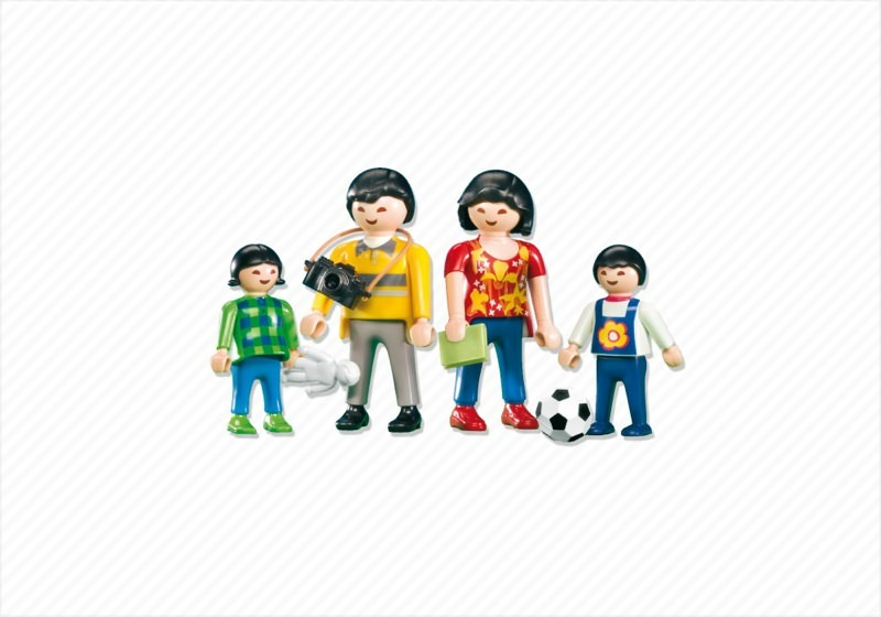 playmobil set 7982 asian family klickypedia. Black Bedroom Furniture Sets. Home Design Ideas