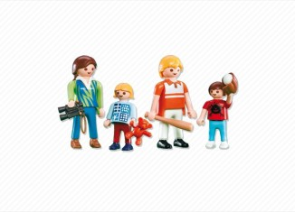 Playmobil - 7983 - Caucasian Family