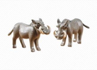Playmobil - 7987 - 2 Warthogs